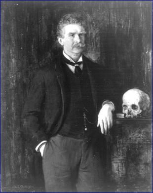 Ambrose Bierce: Himself a Mugwump. Credit: Wikimedia Commons.